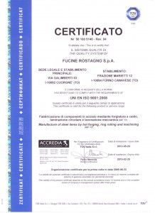 certificato-TUV-9001-2008